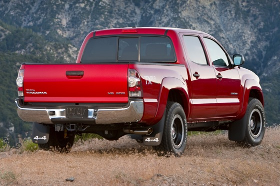 2011 Toyota Tacoma - New Car Review featured image large thumb4