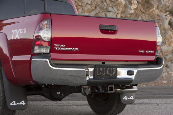 2011 Toyota Tacoma - New Car Review featured image large thumb5