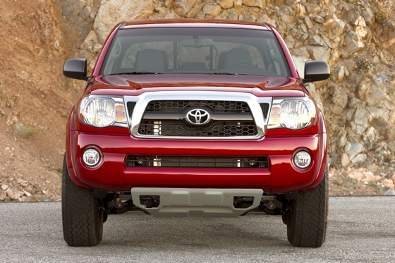 2011 Toyota Tacoma - New Car Review featured image large thumb6