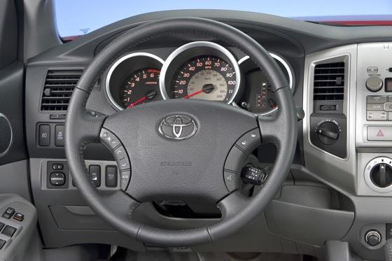 2011 Toyota Tacoma - New Car Review featured image large thumb8