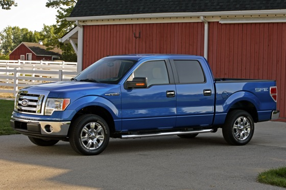 2009-2010 Ford F150 - Used Car Review featured image large thumb1
