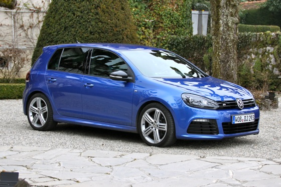 2012 Volkswagen Golf R First Drive: VW's Hottest Hatch Yet featured image large thumb0