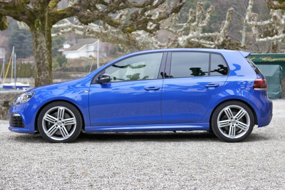 2012 Volkswagen Golf R First Drive: VW's Hottest Hatch Yet featured image large thumb2