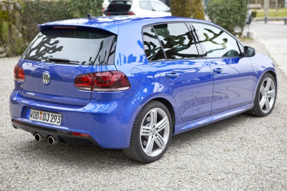 2012 Volkswagen Golf R First Drive: VW's Hottest Hatch Yet featured image large thumb4