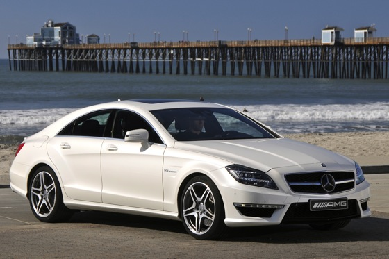 2012 Mercedes-Benz CLS63 AMG - New Car Review featured image large thumb0