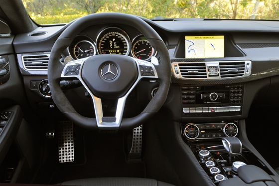 2012 Mercedes-Benz CLS63 AMG - New Car Review featured image large thumb10