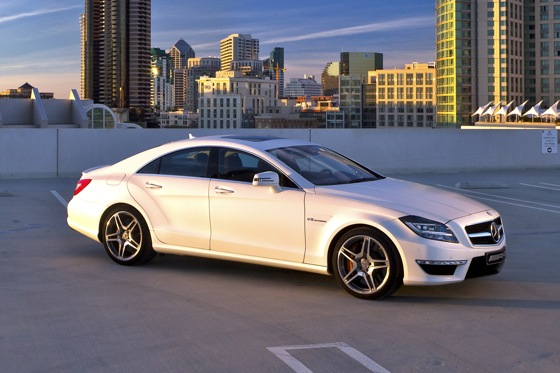 2012 Mercedes-Benz CLS63 AMG - New Car Review featured image large thumb1