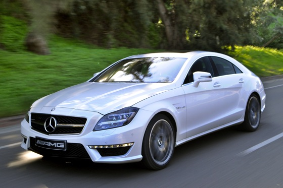 2012 Mercedes-Benz CLS63 AMG - New Car Review featured image large thumb2
