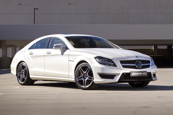 2012 Mercedes-Benz CLS63 AMG - New Car Review featured image large thumb3