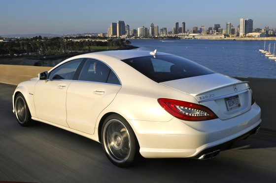 2012 Mercedes-Benz CLS63 AMG - New Car Review featured image large thumb5