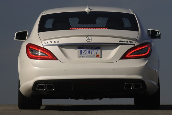 2012 Mercedes-Benz CLS63 AMG - New Car Review featured image large thumb7