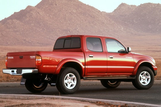 1995-2004 Toyota Tacoma - Used Car Review featured image large thumb2