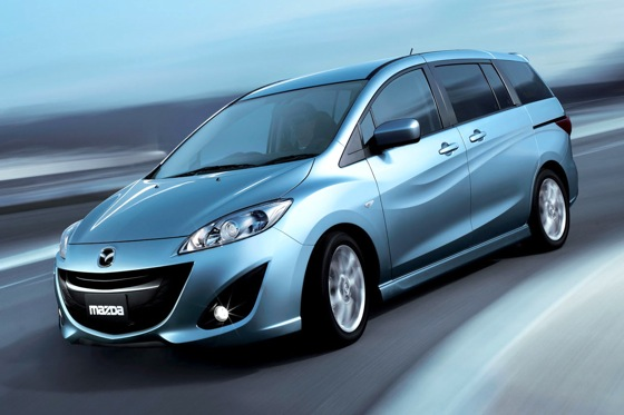 2012 Mazda5 Grand Touring First Drive featured image large thumb0
