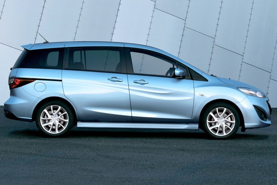 2012 Mazda5 Grand Touring First Drive featured image large thumb1