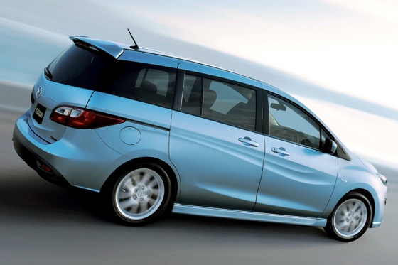 2012 Mazda5 Grand Touring First Drive featured image large thumb2