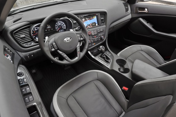 Kia Optima on Top List of Interiors featured image large thumb0