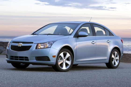 Chevrolet Recalls the 2011 Cruze Over Steering Defect featured image large thumb0