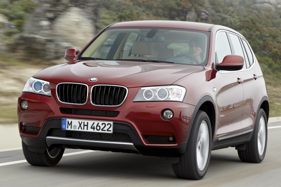 Five Reasons to Buy: 2011 BMW X3 featured image large thumb0