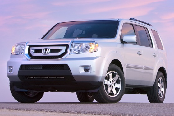 2011 Honda Pilot - New Car Review featured image large thumb0