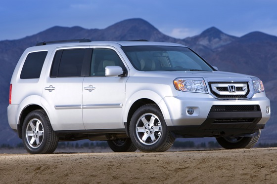 2011 Honda Pilot - New Car Review featured image large thumb1