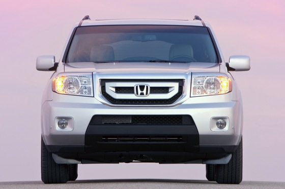 2011 Honda Pilot - New Car Review featured image large thumb2