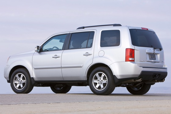 2011 Honda Pilot - New Car Review featured image large thumb4
