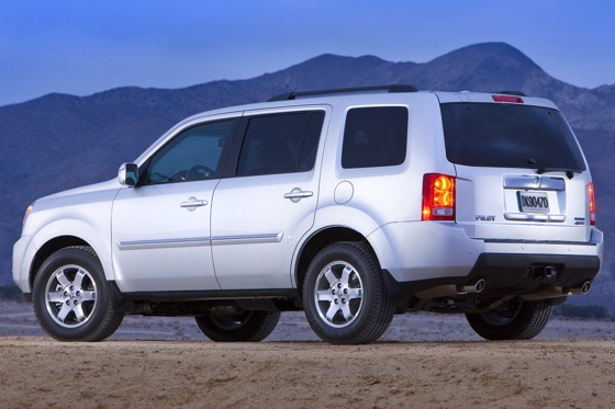 2011 Honda Pilot - New Car Review featured image large thumb6