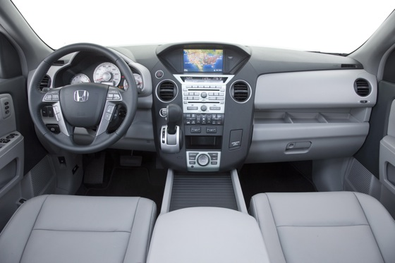 2011 Honda Pilot - New Car Review featured image large thumb9