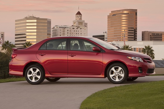 2011 Toyota Corolla - New Car Review featured image large thumb2
