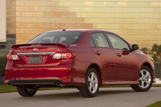 2011 Toyota Corolla - New Car Review featured image large thumb3