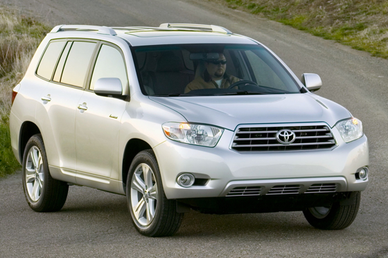 Recall for 2007-2008 Toyota RAV4 and Highlander featured image large thumb0