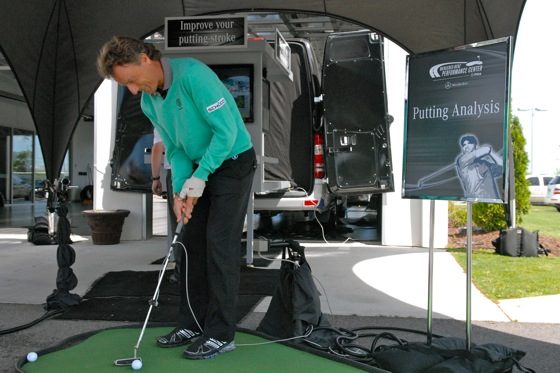 Mercedes-Benz Launches Golf Performance Center Tour featured image large thumb0