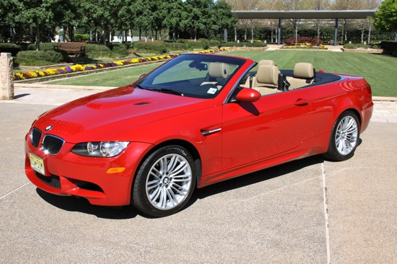 2011 BMW M3 Convertible: First Drive featured image large thumb0