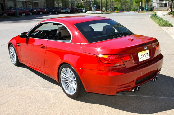 2011 BMW M3 Convertible: First Drive featured image large thumb10