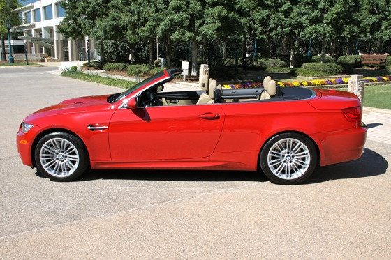 2011 BMW M3 Convertible: First Drive featured image large thumb2
