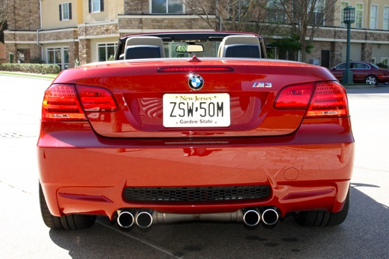2011 BMW M3 Convertible: First Drive featured image large thumb7