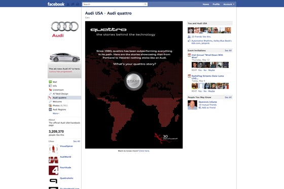 Audi has Better Facebook Fans than Bieber featured image large thumb0