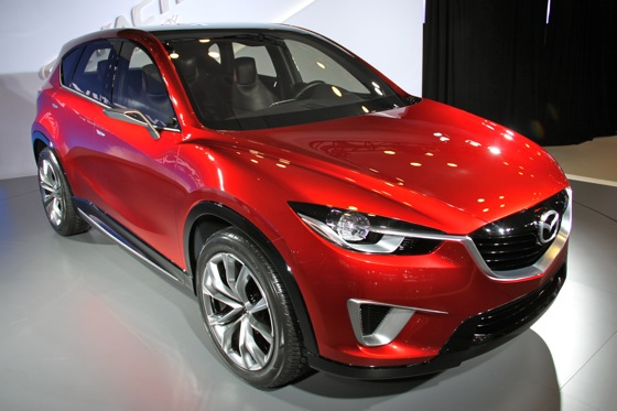 Mazda's CX-5 to Debut in September featured image large thumb0