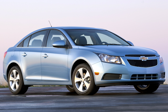 The Chevy Cruze's Fuel Saving Voltage Control featured image large thumb0