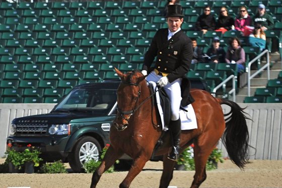 Land Rover Supports the Kentucky Three-Day Equestrian Event featured image large thumb0