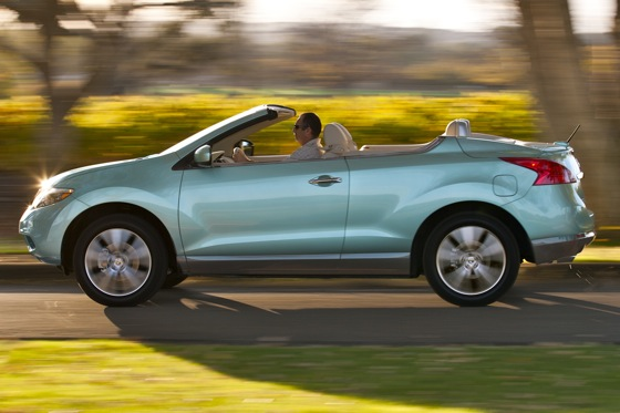 First Drive: 2011 Nissan Murano CrossCabriolet, Breaking New Ground featured image large thumb1