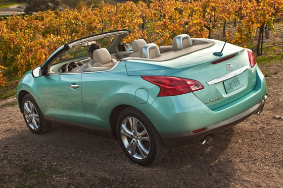 First Drive: 2011 Nissan Murano CrossCabriolet, Breaking New Ground featured image large thumb3