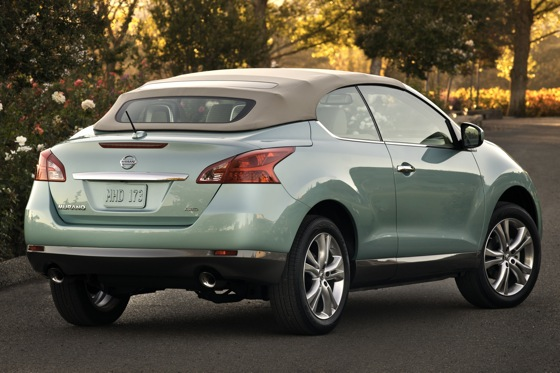 First Drive: 2011 Nissan Murano CrossCabriolet, Breaking New Ground featured image large thumb4