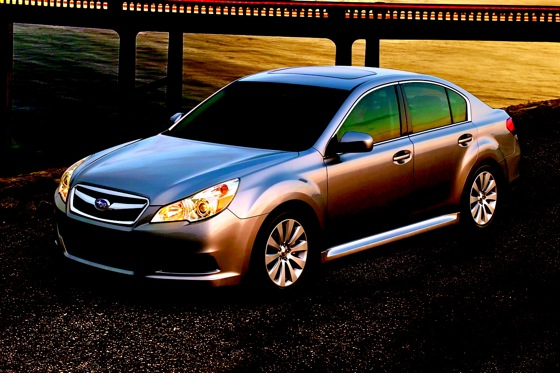 2011 Subaru Legacy 3.6R First Drive featured image large thumb0