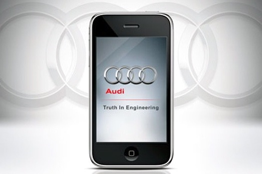 Stranded in an Audi? There's Now an App for That featured image large thumb0