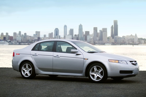 2004-2008 Acura TL - Used Car Review featured image large thumb1