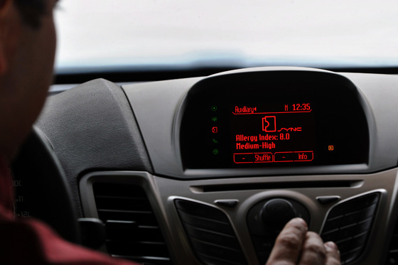 Ford's SYNC Checks Up on Your Health featured image large thumb0
