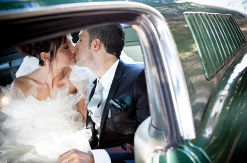 8 Wedding Getaway Cars featured image large thumb0