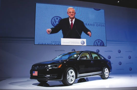 Volkswagen Opens Chattanooga Plant featured image large thumb1