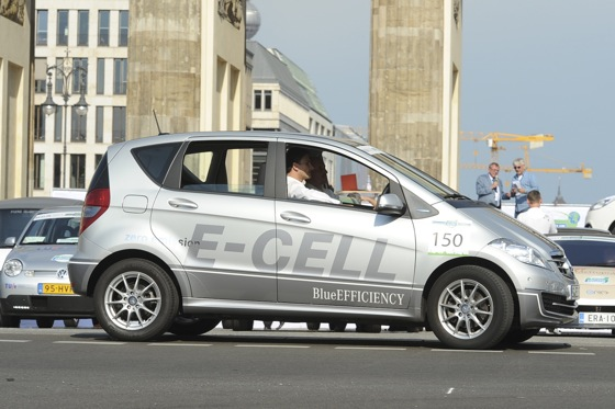 Mercedes A-Class E-Cell First Drive featured image large thumb0